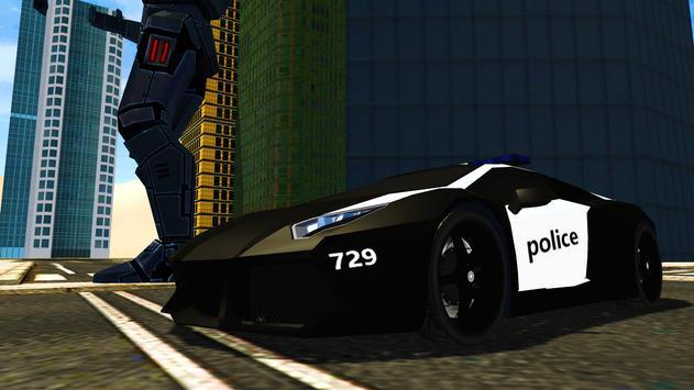 Police Robot screenshot 1