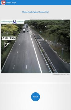 SINGAPORE LIVE TRAFFIC screenshot 9