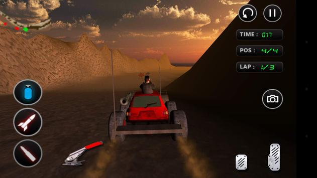 Death Racing Car 2018 apk screenshot