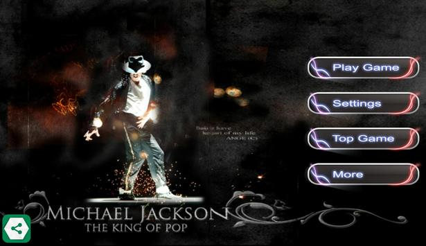 Dance Games Michael Jackson Poster