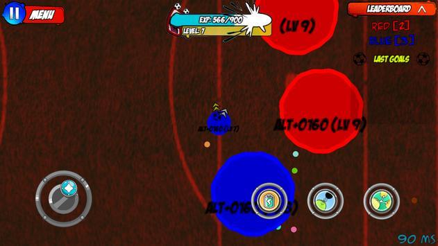 Dots Soccer League screenshot 3