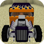 Cool HotRod Car for PE icon