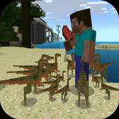 Dinosaur Park for MCPE icon