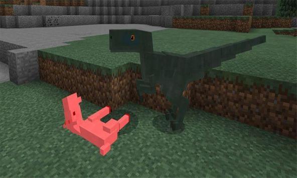 Dinosaur Park for MCPE apk screenshot