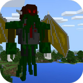 Flying Green Beast for PE icon