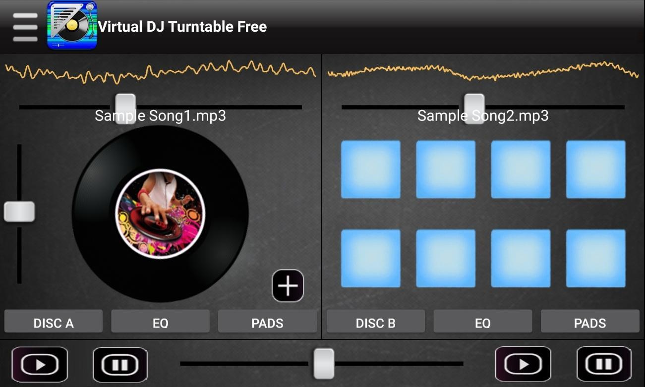 Virtual dj turntable 4. 10 download for android apk free.