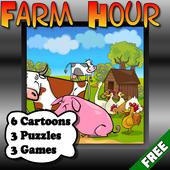 Toddler Farm Games icon