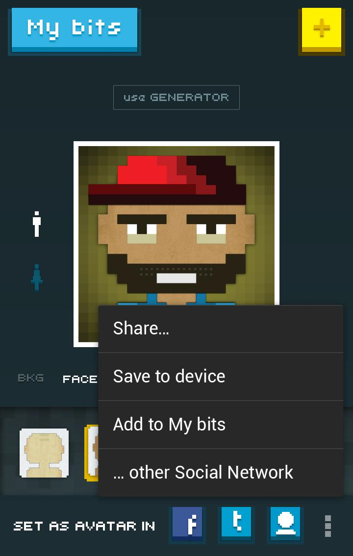8bit icon for Android - APK Download