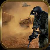 Arab Sniper Assassin Shoot War icon