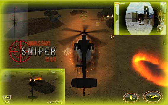 Arab Sniper Assassin Shoot War apk screenshot
