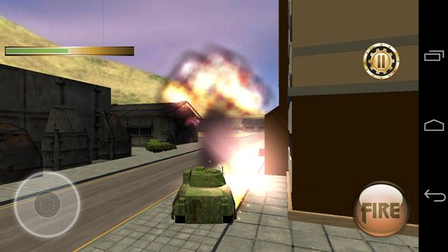 Tanks Counter War screenshot 5