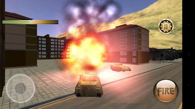 Tanks Counter War screenshot 12