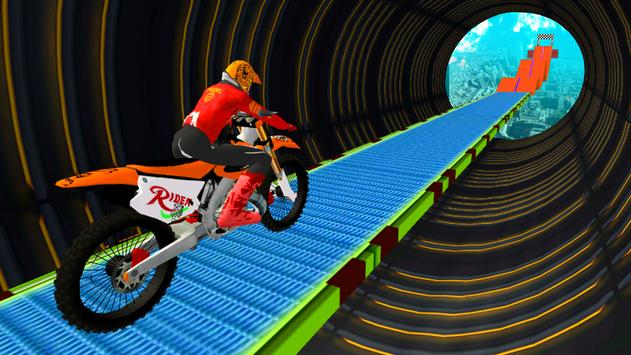 Motorcycle Stunt Game:Bike Stunt Game screenshot 3