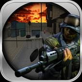 Commando War City Attack icon