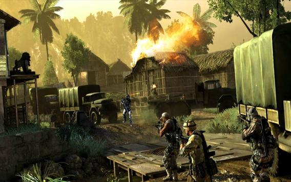 Commando War City Attack poster
