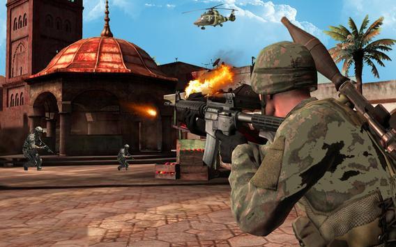 Commando War City Attack screenshot 14