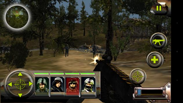 Commando Jungle Action FPS 3D screenshot 15
