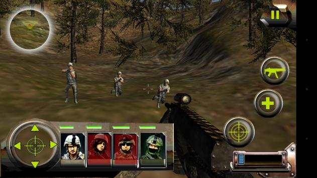 Commando Jungle Action FPS 3D screenshot 18