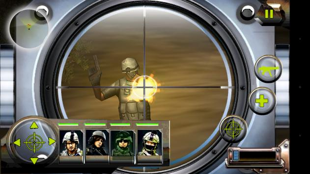 Commando Jungle Action FPS 3D screenshot 4