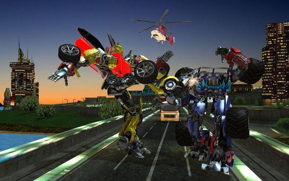 Clash of Transforming Robots screenshot 9