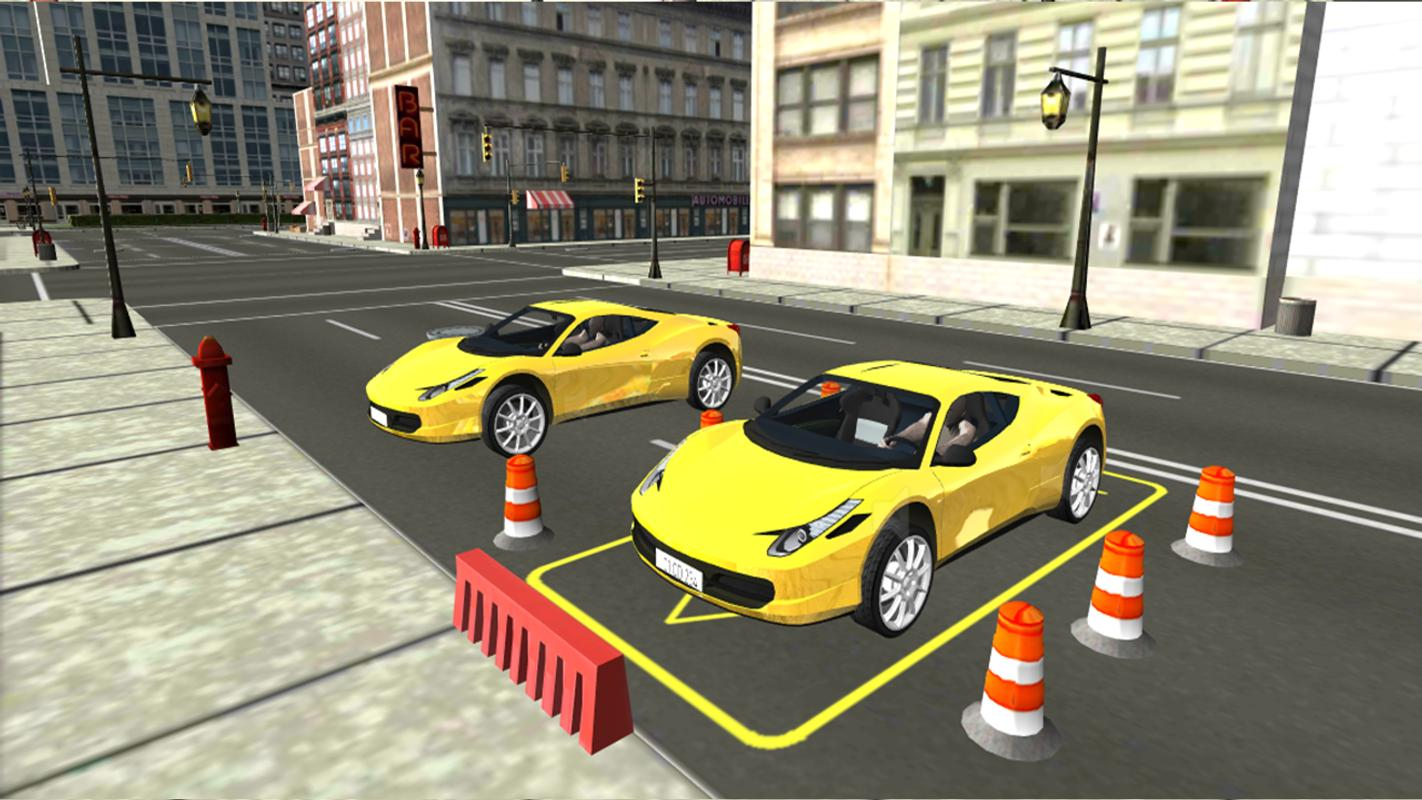 Parking Game Luxury Car 3d For Android Apk Download