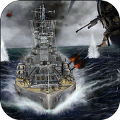 Navy Clash WarShip icon