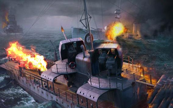 Navy Clash WarShip apk screenshot