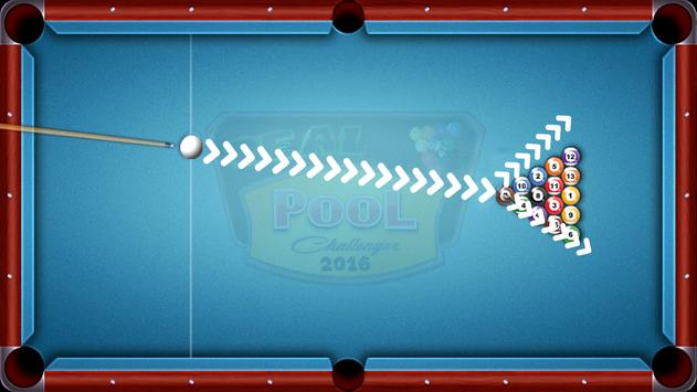 Master 8 Pool Ball free 2016 poster