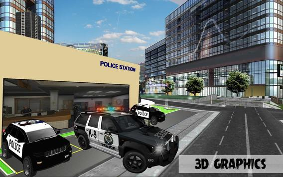 911 Police Car Simulator 3D : Emergency Games screenshot 14