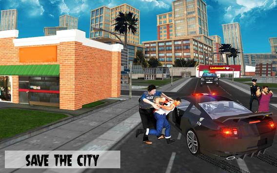 911 Police Car Simulator 3D : Emergency Games screenshot 5