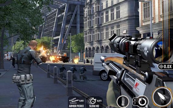 Sniper Strike poster