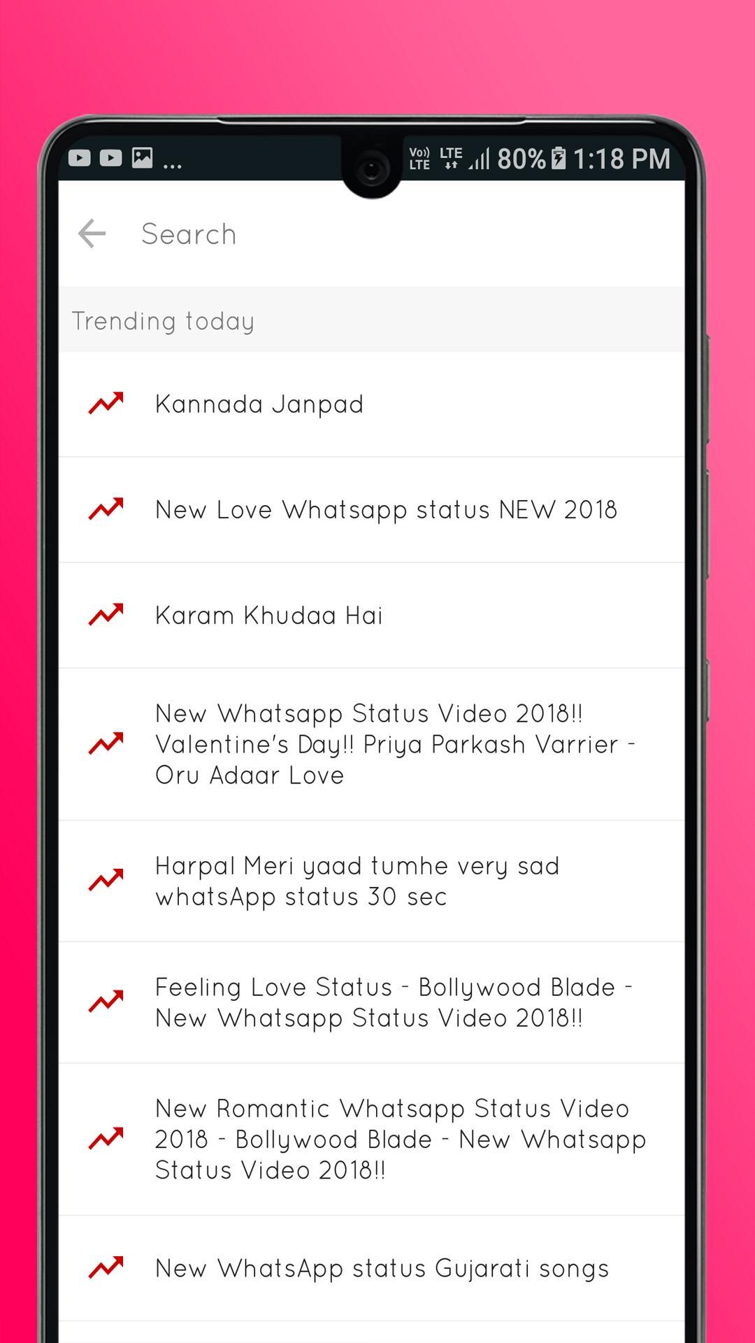 new whatsapp status video download 30 sec