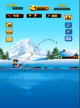 Deep Lake Reel Fishing स्क्रीनशॉट 17