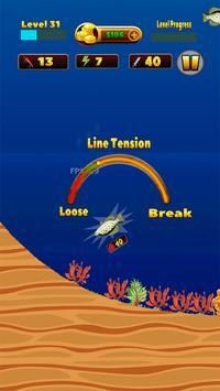 Deep Lake Reel Fishing स्क्रीनशॉट 18