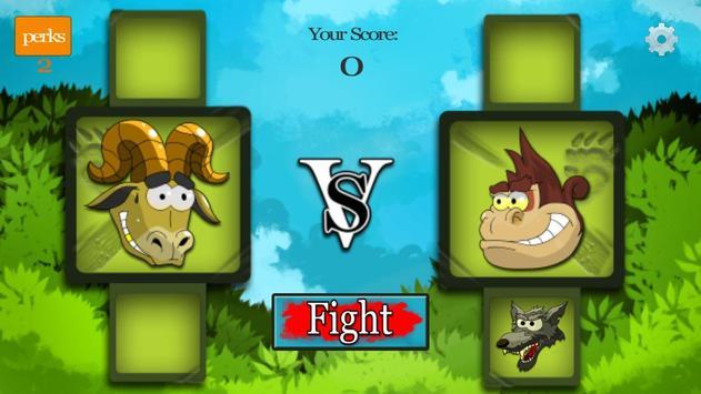 Forest Fight Free apk screenshot