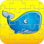 Preschool Kids Puzzles icon