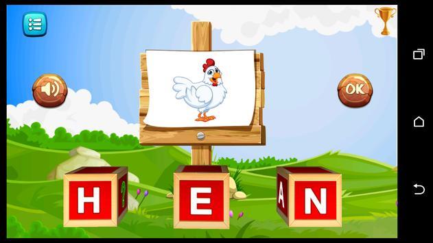Preschool Learn to Read apk screenshot