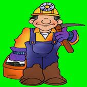 Brave Miners Adventure icon