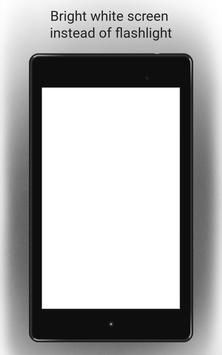 Flash Alert - Calls, SMS with Light and Flashlight apk screenshot