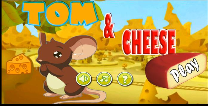 TOM and Cheese apk screenshot