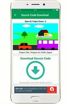 Open GL Project With Source Code screenshot 5