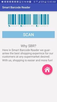 Smart Barcode Reader screenshot 1