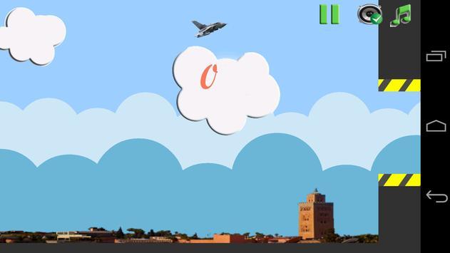 Jet Plane Sky Rush apk screenshot