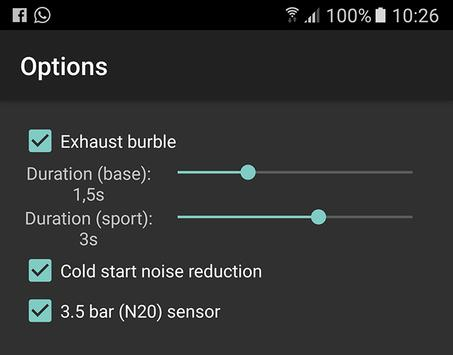 MHD N55 E-series apk screenshot