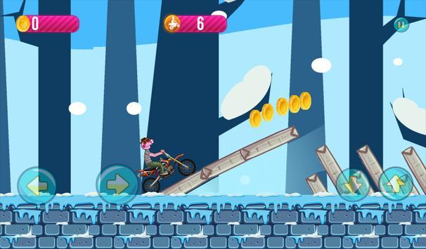 Peppy Pig Moto Bike apk screenshot