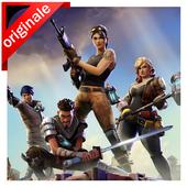 |Fortnite Mobile| icon