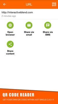QR Code Scanner apk screenshot