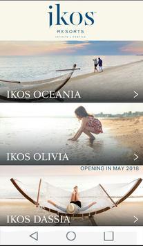 Ikos Resorts, Greece poster