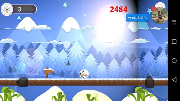 Snow Ball apk screenshot