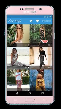 Fashion clothing styles (New) poster
